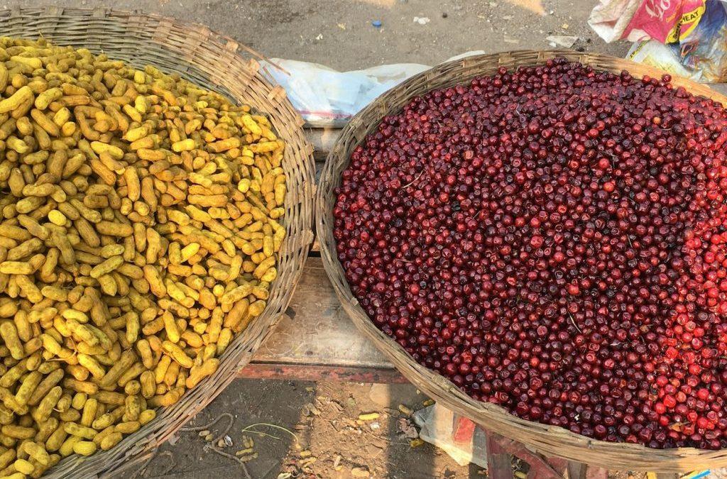 Spice up your life! Gewürze für ein starkes Agni in Herbst und Winter